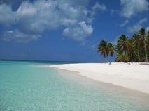 Pustynna plaża Obraz Stock