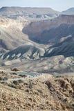 pustynna road Zdjęcie Royalty Free
