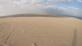 Pustynna safari przygoda zdjęcie wideo