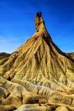 Pustynna skała Obraz Stock
