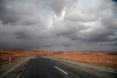 pustynna soli Obraz Stock