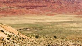 pustynna wioska Obraz Stock