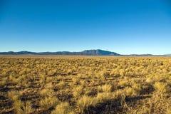 pustynna wysokość Zdjęcie Royalty Free