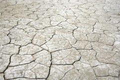 Pustynna ziemia Fotografia Stock