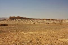 pustynne góry Zdjęcia Stock
