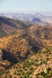 pustynne góry Fotografia Royalty Free