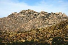 pustynne góry Zdjęcie Stock