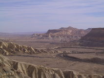 pustynne negev Fotografia Royalty Free