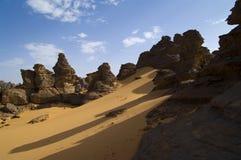 pustynne skały Obraz Royalty Free