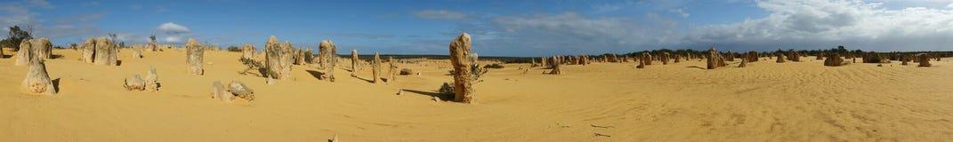pustynni pinakle Fotografia Stock