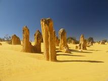 pustynni pinakle Obraz Stock