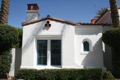 Pustynny bungalow Zdjęcia Royalty Free