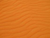 pustynny czerwony piasek Fotografia Royalty Free