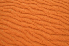 pustynny czerwony piasek Obraz Stock