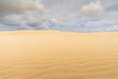pustynny daleko wydm olbrzym jak wygląda nowy północnej Zelandii Północny Nowa Zelandia Fotografia Royalty Free