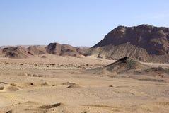 pustynny egipcjanin Fotografia Royalty Free