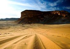 pustynny Egypt Obraz Royalty Free