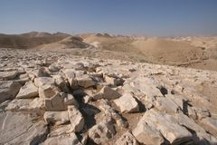 pustynny judea obraz royalty free