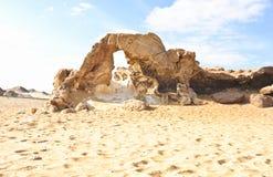 pustynny kamień Fotografia Stock