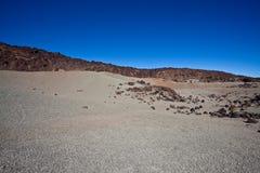 pustynny krajobraz Fotografia Royalty Free