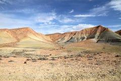 pustynny krajobraz obrazy stock