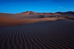 pustynny libijczyk Zdjęcie Royalty Free