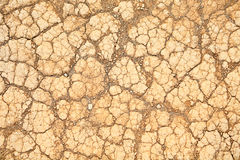 Pustynny piaska tekstury tło Obraz Royalty Free