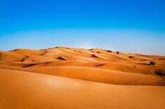pustynny piaskowaty obrazy stock