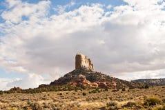 Pustynny Rockowy Sceniczny, Kolorado USA Zdjęcia Royalty Free