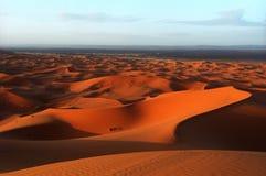 pustynny Sahara Obraz Stock