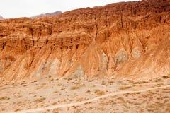 Pustynny sceniczny Fotografia Royalty Free