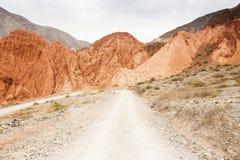 Pustynny sceniczny Zdjęcie Stock