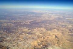 pustynny widok zdjęcie stock