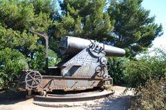 Puszka (arma de la artillería) Fotografía de archivo libre de regalías