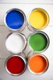 puszka ilustracyjny farby wektor Obraz Royalty Free