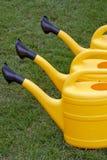 puszka target1187_1_ kolor żółty Obrazy Royalty Free