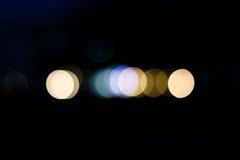 puszyste światła Zdjęcie Royalty Free