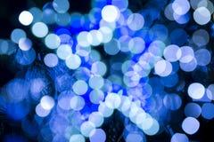 puszyste światła Fotografia Stock