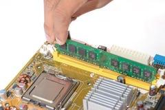Put memory Stock Photo