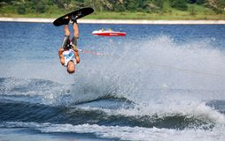 Putajaya World cup Waterski 2008 Stock Image