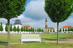 Putbus,Ruegen Island,Germany Stock Photography