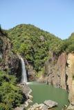 Putian, het Meer Toneelgebied van Fujian Xianyou Jiuli Royalty-vrije Stock Foto