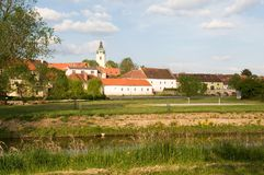 Putim, Czech republic Royalty Free Stock Photos