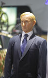 Putin wax figure Stock Images