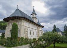 Putna修道院-罗马尼亚- Bucovina 免版税库存图片