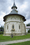 Putna修道院-罗马尼亚- Bucovina 库存照片