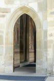 Putna kloster Arkivfoto