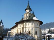 Putna kloster Arkivbild