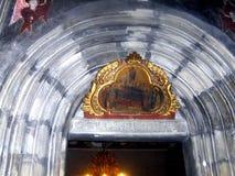 Putna kloster, Suceava Royaltyfria Bilder