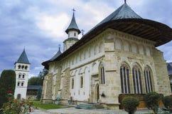 Putna monaster Rumunia, Bucovina - Obraz Royalty Free